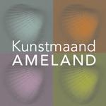 logo kunstmaand ameland